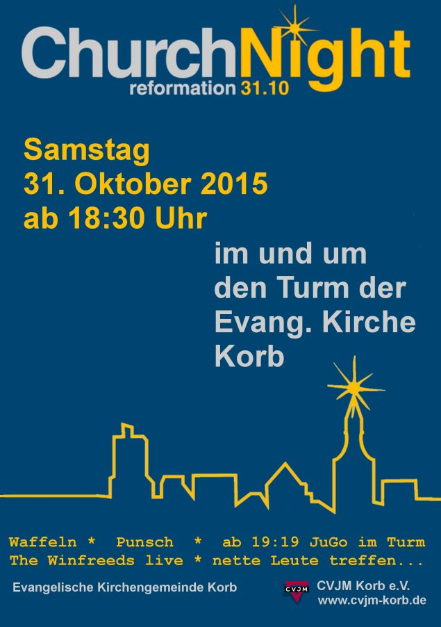 ChurchNight 2015