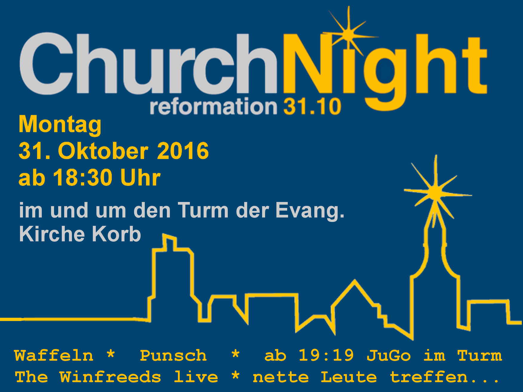 ChurchNight 2016