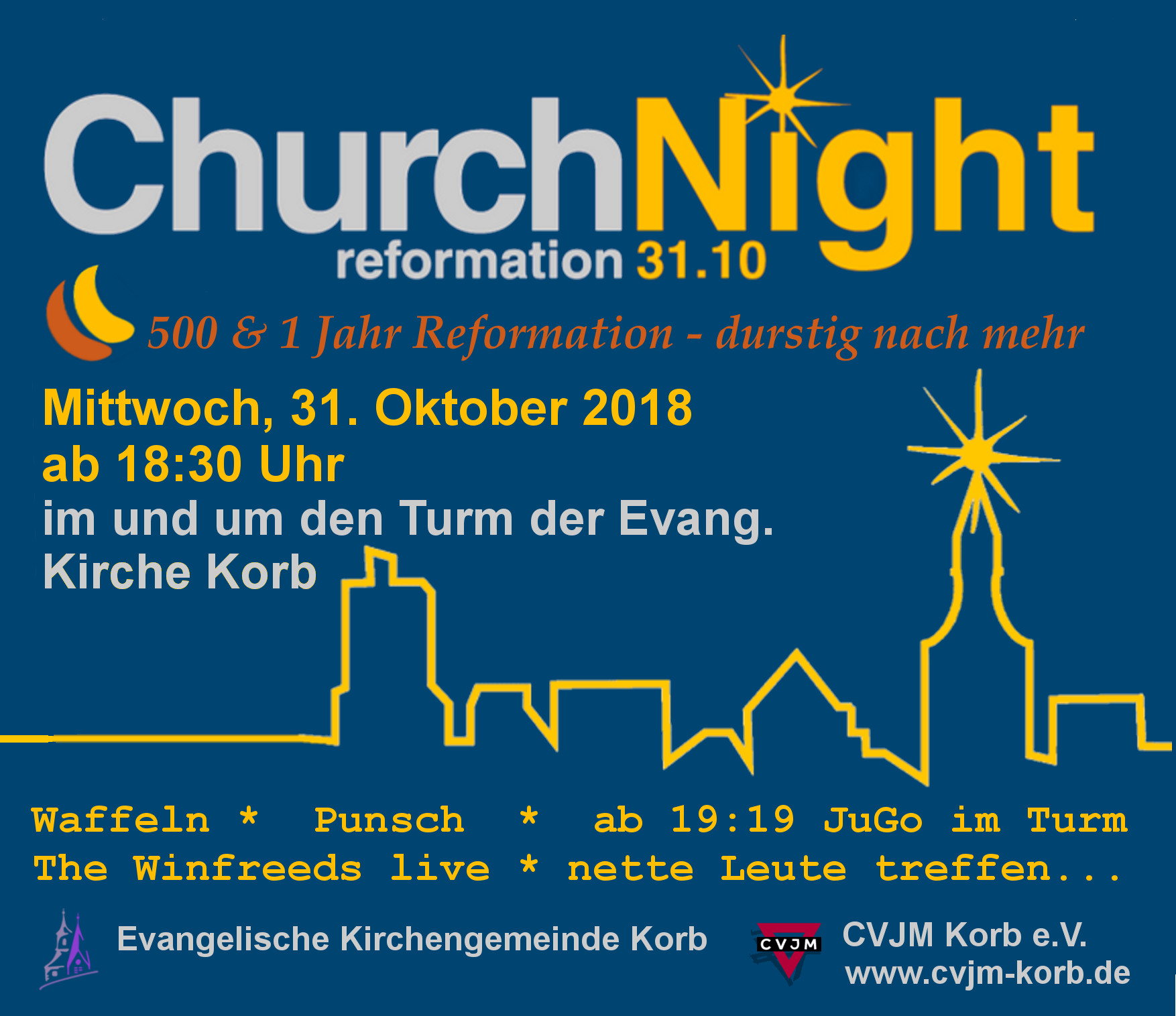 ChurchNight 2018